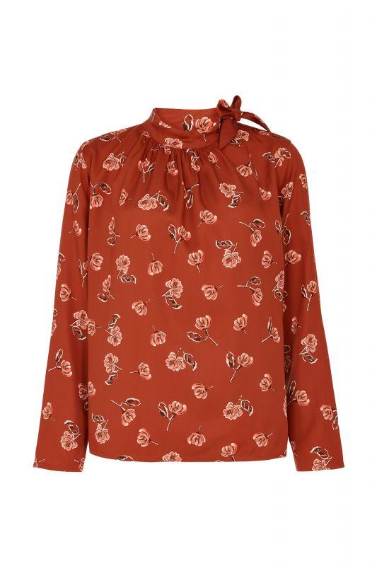 Leana Floral Bluse