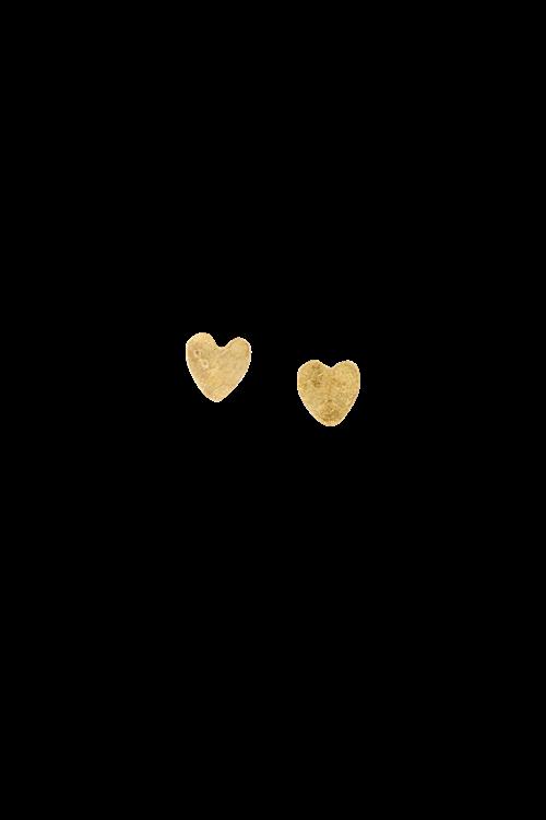 Heart Stud Ohringe