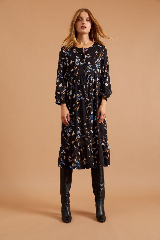 Kleid Print