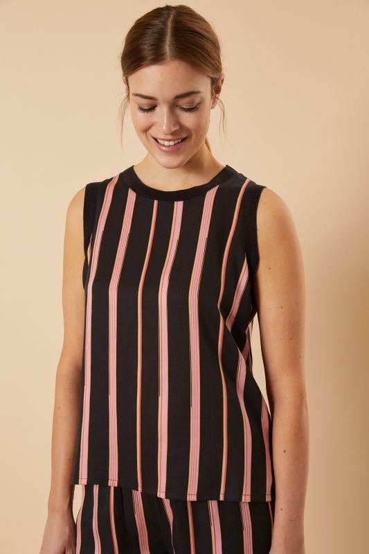 Top print Stripes