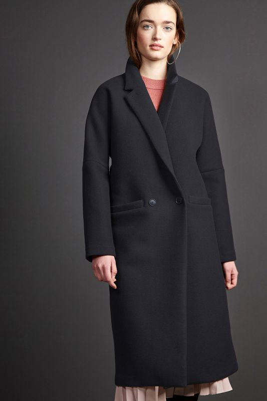 Coat Eugene